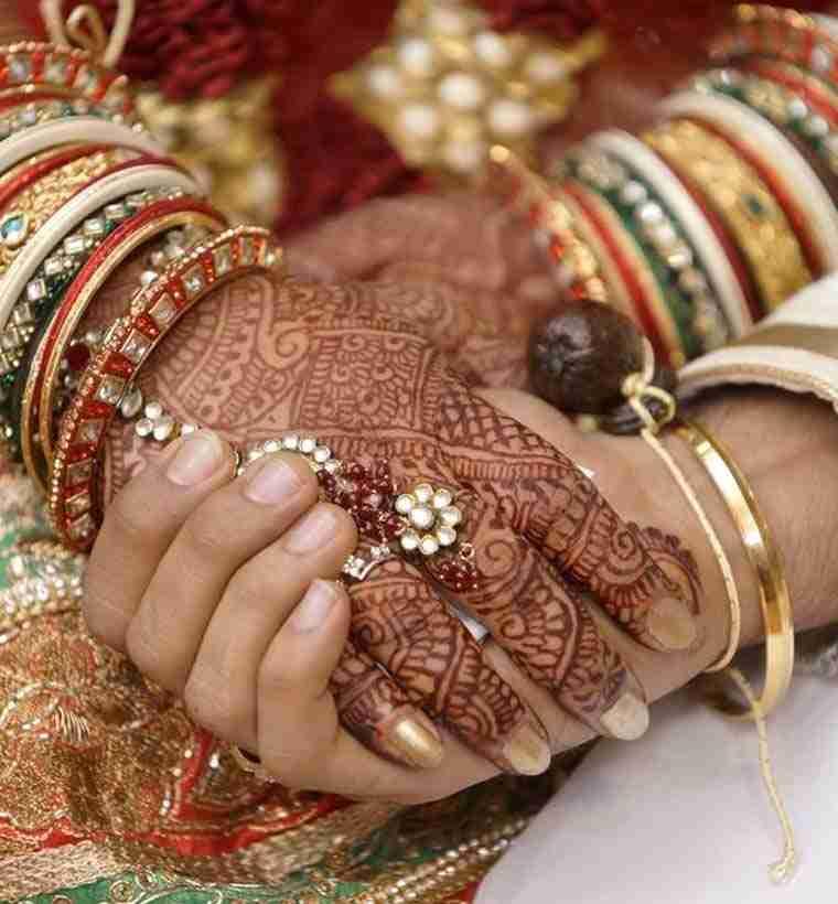 asian wedding venue dressing